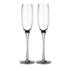 嘉年华手工水晶香槟杯186ml*2