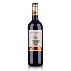 法国红酒法国老诺曼科比埃红葡萄酒750ml