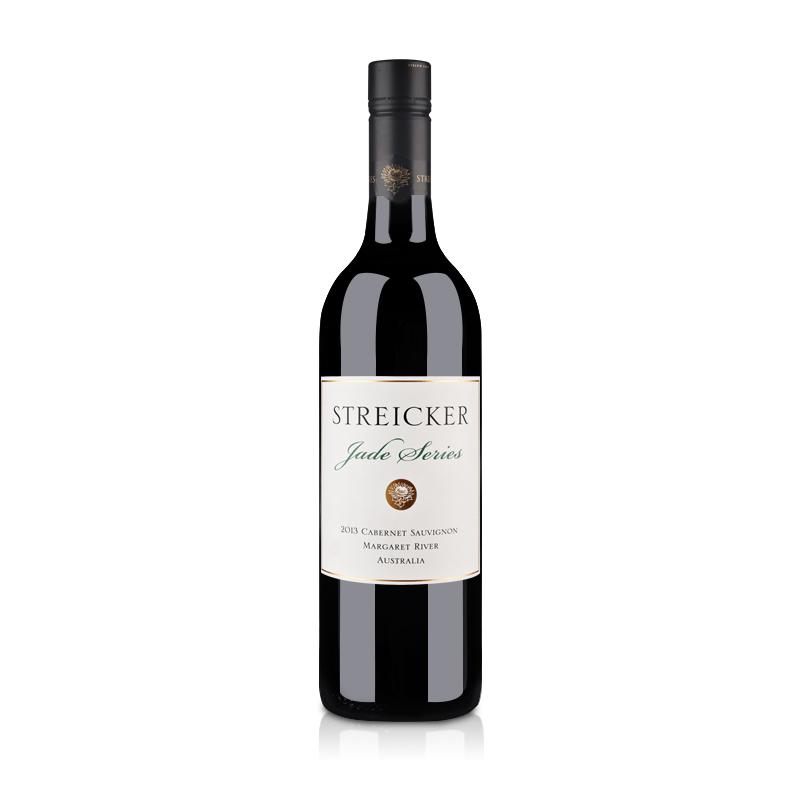 【清仓】澳大利亚红酒思杰克酒庄翡翠赤霞珠干红葡萄酒750ml