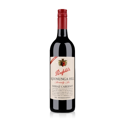 澳大利亚红酒奔富酒园寇兰山76干红葡萄酒750ml