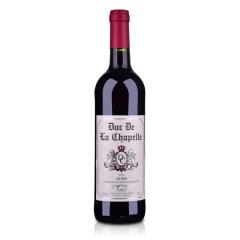 法国拉夏贝尔公爵干红葡萄酒750ml