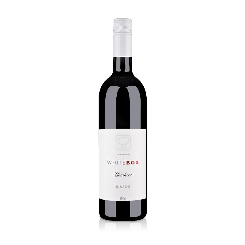 【清仓】澳大利亚红酒斯图亚特酒庄小白盒西斯科特西拉干红葡萄酒750ml