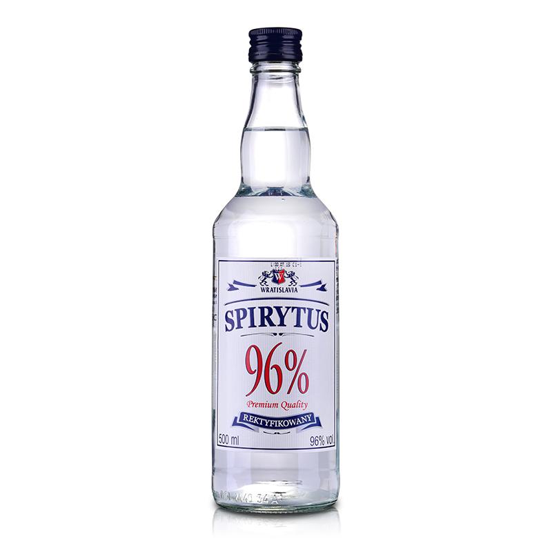 96°波兰 生命之水伏特加500ml