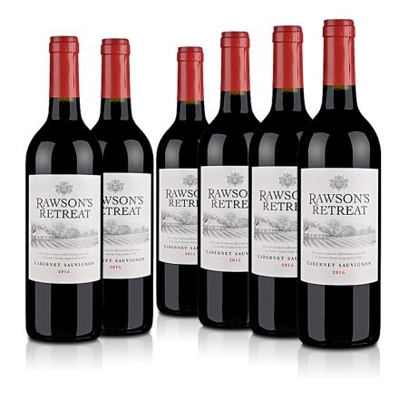 澳大利亚奔富洛神山庄赤霞珠红葡萄酒750ml(6瓶装)