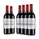澳洲整箱红酒澳大利亚奔富洛神山庄设拉子(6瓶装)