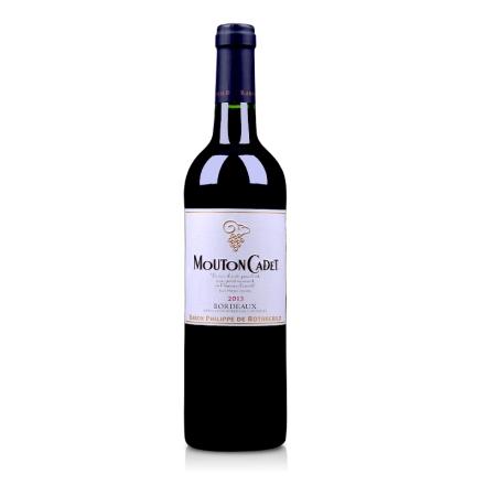 【随时随意波尔多】法国红酒木桐嘉棣红葡萄酒750ml(又名:法国木桐嘉隶红葡萄酒750ml)