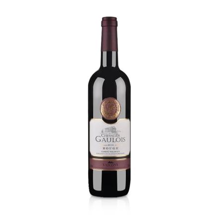 法国高卢骑士干红葡萄酒