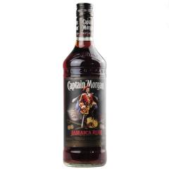 40°英国摩根船长黑牌朗姆酒700ml