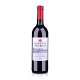 【百元喝好酒】澳大利亚奔富洛神山庄设拉子赤霞珠红葡萄酒750ml(西拉子赤霞珠)