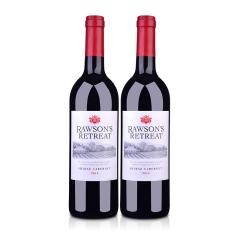 澳洲红酒澳大利亚奔富洛神山庄设拉子赤霞珠红葡萄酒750ml(双瓶装)