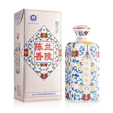 50°兰陵瓷瓶陈香500ml