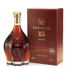 40°法莱多XO洋酒白兰地礼盒装700ml
