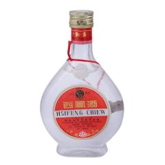 55°西凤酒小酒版(扁瓶凤凰牌)2002年 200ml