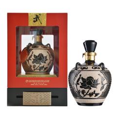 52°武酒坛藏五十年浓香型白酒1500ml