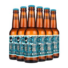 英国进口精酿狗/酿酒狗朋克IPA啤酒Brewdog Punk IPA 330ml*6