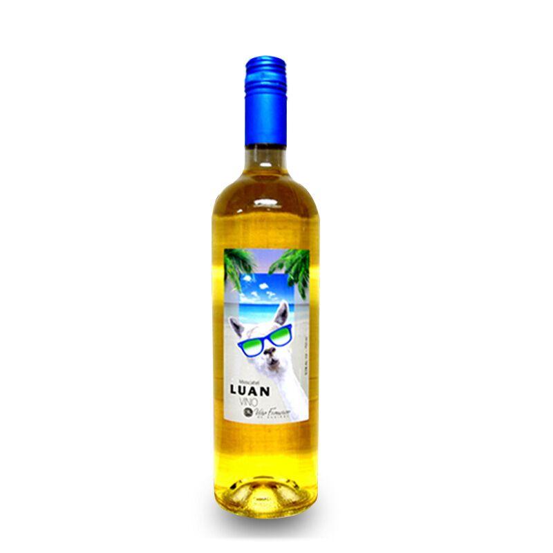 智利(原瓶进口)甜型酒龙兰133白葡萄酒 750ml
