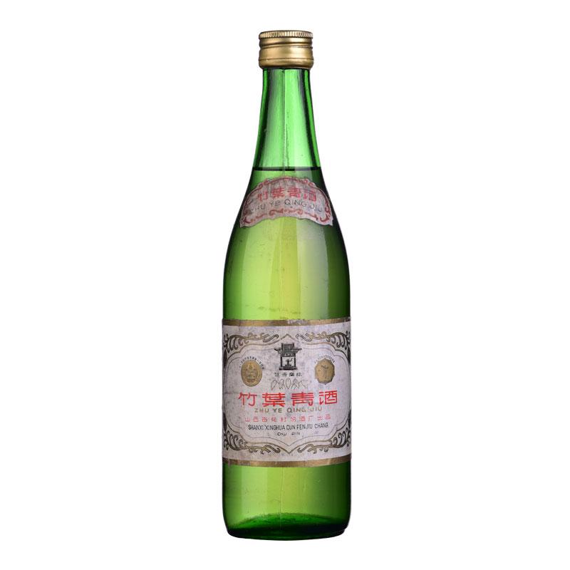 45°竹叶青酒500ml (1984年-1986年随机)