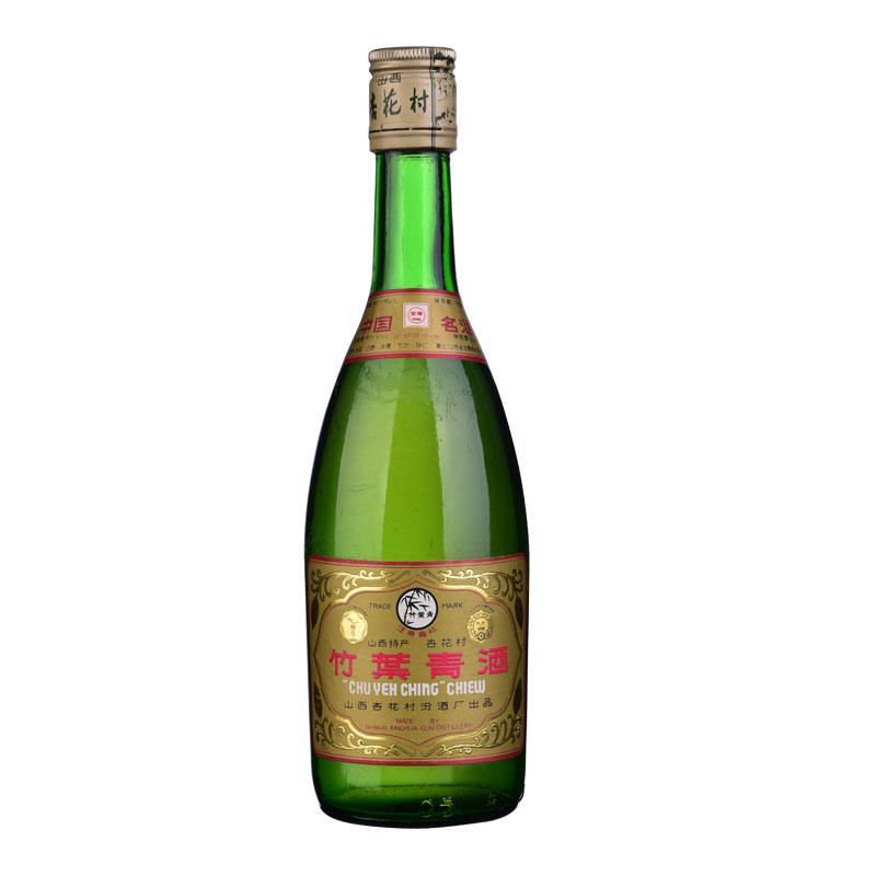 45°竹叶青酒500ml(1991-1995年随机)