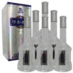 42°河套老窖银樽500ml(6瓶装)