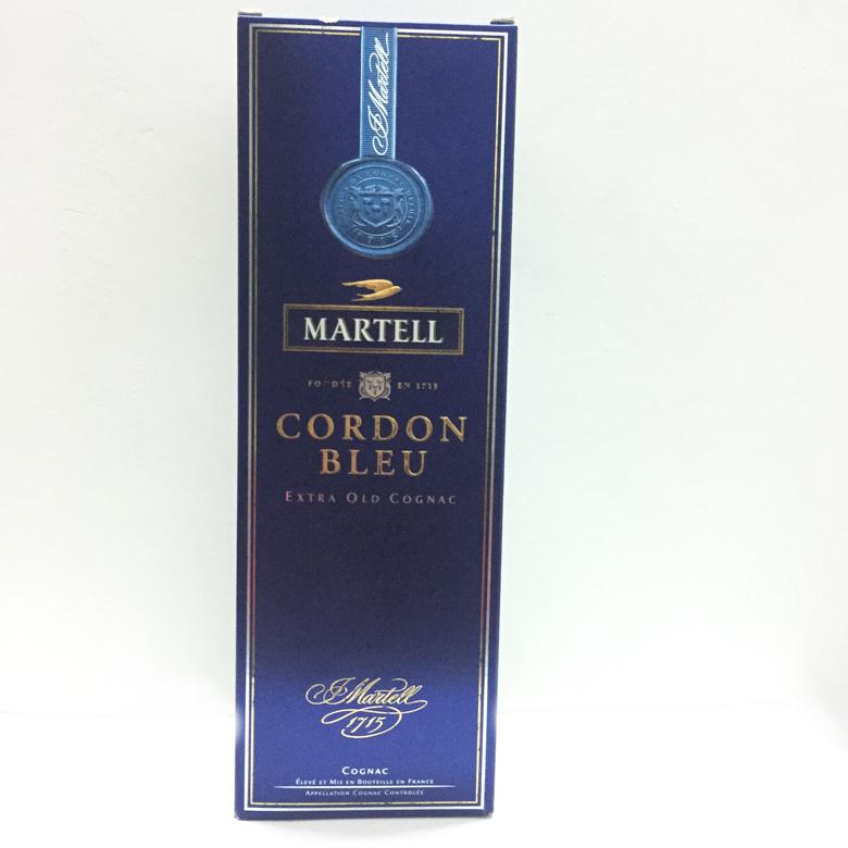 【老洋酒】马爹利(Martell)蓝带干邑白兰地 马爹利蓝带1500ml 1.5L