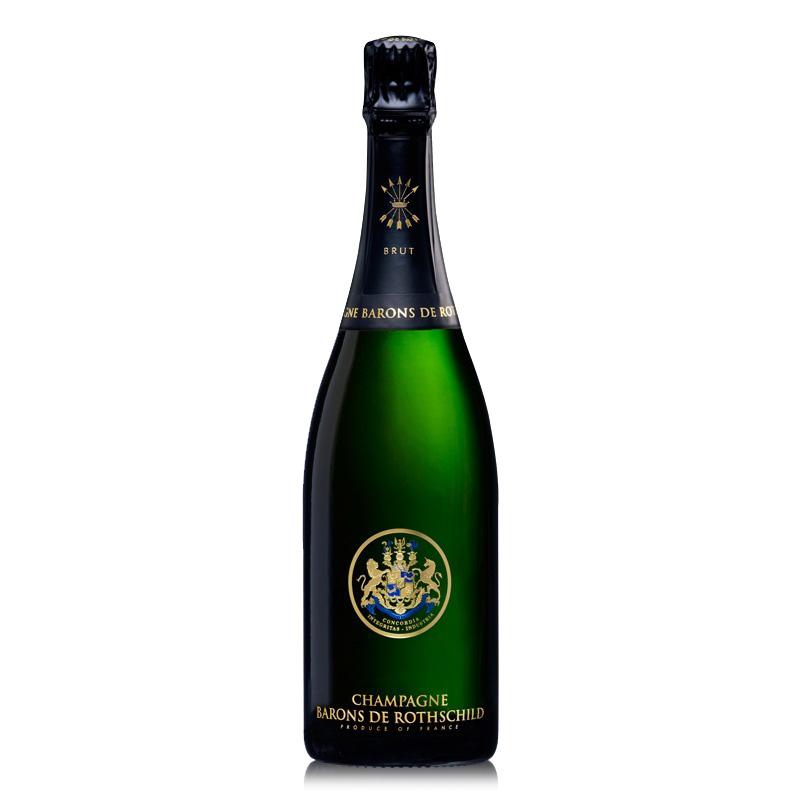 法国拉菲集团罗斯柴尔德天然香槟750ml (ASC正品行货)