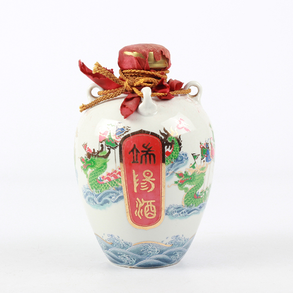 58度金门端节纪念酒1989年 600ml 陈年老酒(老酒)