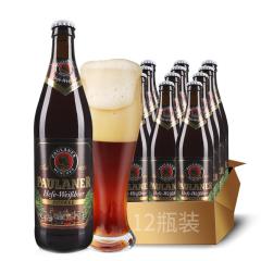 德国原装进口柏龙保拉纳小麦黑啤酒500ml(12瓶装)