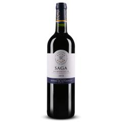 拉菲传说波尔多红葡萄酒750ml
