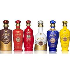 60°五粮液百年荣耀纪念酒500ml(6瓶装)