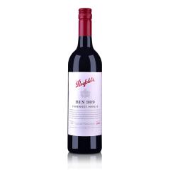 澳大利亚奔富BIN389赤霞珠设拉子红葡萄酒750ml(礼盒)
