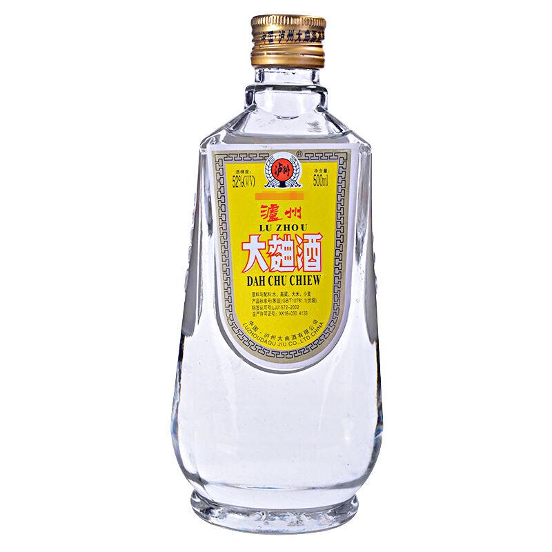 52°泸州大曲酒500ml(2003年)