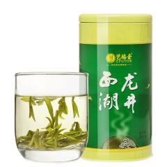艺福堂茶叶绿茶|正宗原产老茶树雨前西湖龙井EFU4+250g