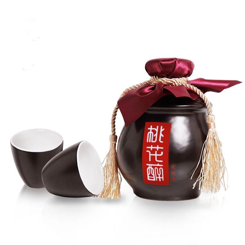 22°泸州老窖果酒桃花醉酒仙侠版500ml