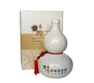 52°台湾玉山高粱酒12年窖藏500ml