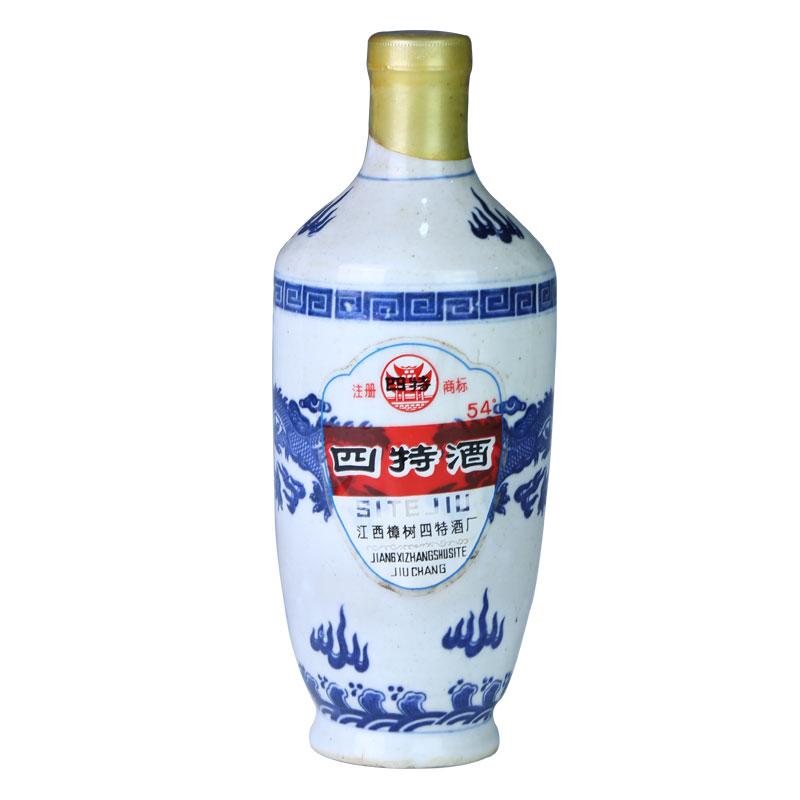 54° 龙瓶四特酒500ml(90年代)