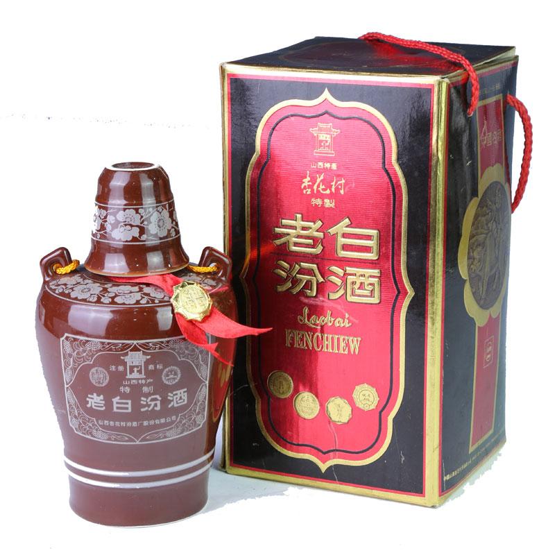 53°老白汾酒500ml( 1991-1995年随机 )