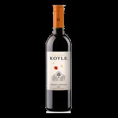 智利进口 柯莱窖藏赤霞珠干红葡萄酒750ml