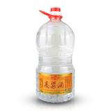 50°老罐高粱酒透明特大瓶壶装纯粮食白酒5000ml