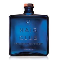 翰格蓝爵Haig Club苏格兰进口威士忌洋酒 700ml