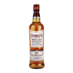 40° 帝王(Dewar's) 洋酒 白牌调配苏格兰威士忌 750ml