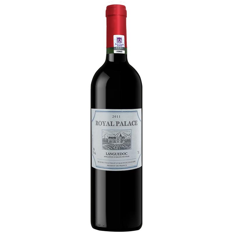 法国皇家(Royal Place)干红葡萄酒750ml