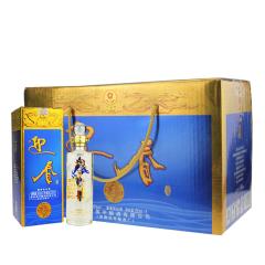 43°迎春酒小金龙酱香型白酒250ml(8瓶装)