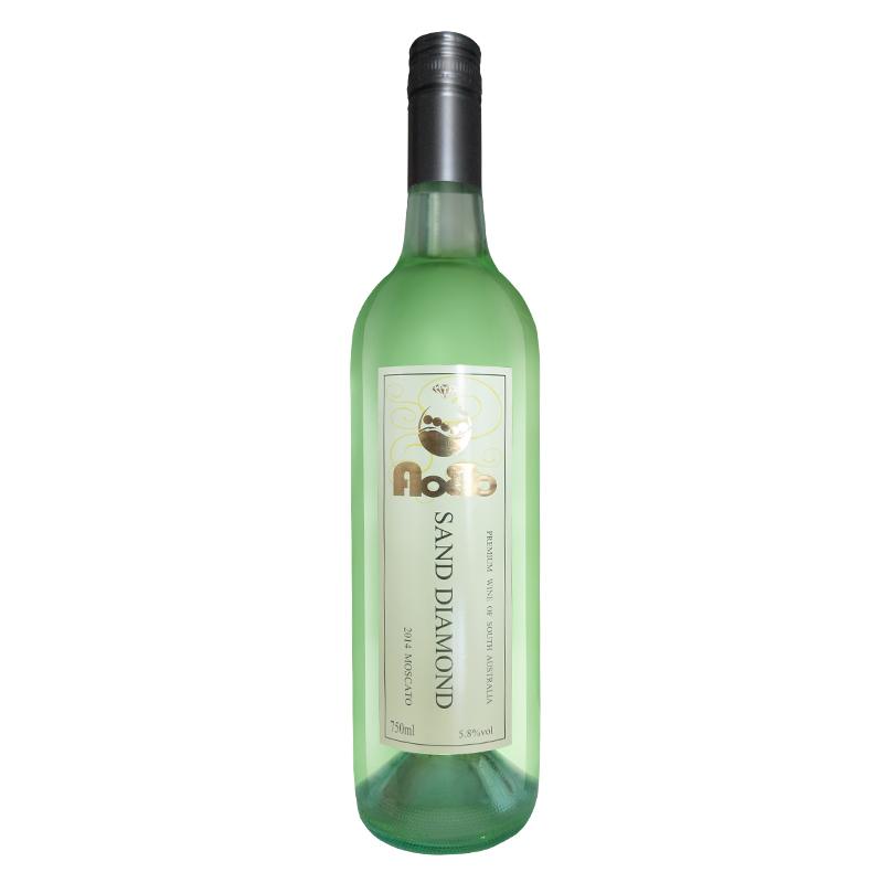 澳波沙漠晶钻莫斯卡托白葡萄酒750ml