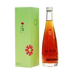 12°花糯时尚黄酒5年陈手工原浆粮食酒·清爽干型325ml