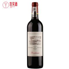 拉菲尚品波尔多法定产区红葡萄酒750ml
