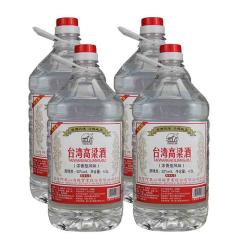 52°台湾阿里山高粱酒4.5L(4瓶装)
