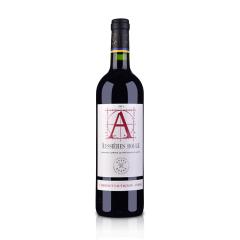 法国红酒拉菲集团2015奥希耶干红葡萄酒750ml