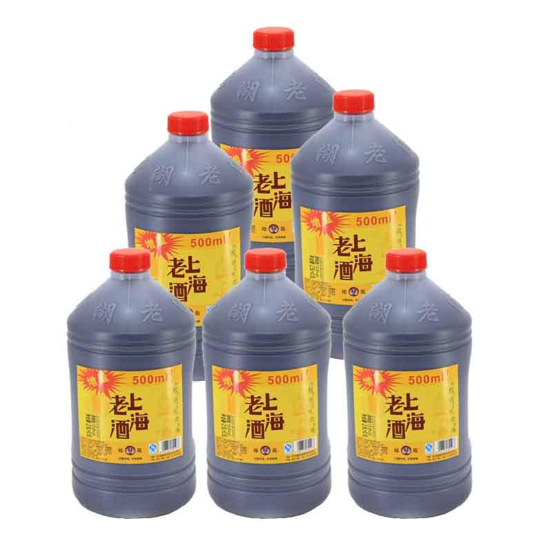 13.8°会稽山嘉善上海老酒3000ml(6桶装)
