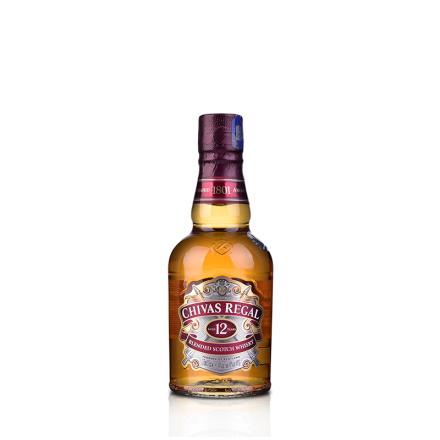 40°英国芝华士12年苏格兰威士忌375ml