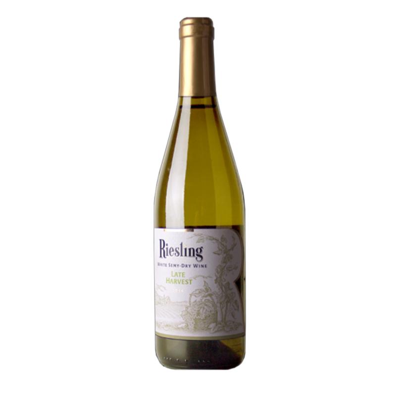 黄金鲟摩尔多瓦雷司令晚收白葡萄酒(2015年)750ml